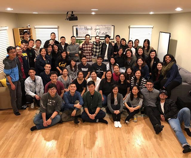 The seniors went all out and prepared a nice dinner and a short program to appreciate all that they've received these past 4 years from the LA staff and from God. Thankful for all the ways that each of them has grown throughout their undergrad years. Get ready for postgrad life! #staffappreciation #uclaa2f #getready