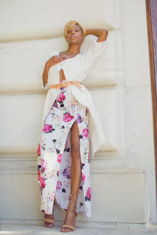 DC Blogger_Krystin Hargrove_Black Style Blogger_Floral_4