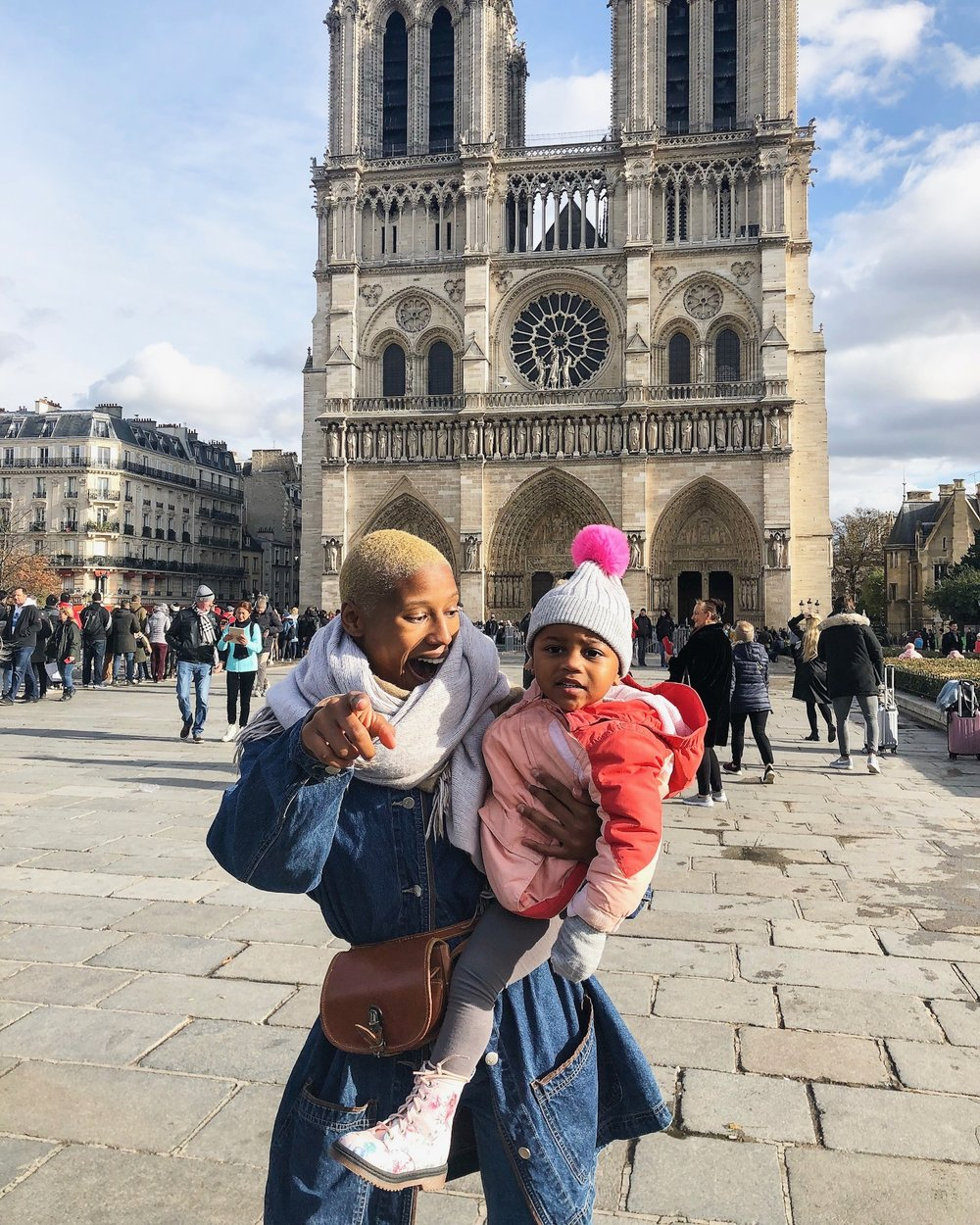 Krystin Hargrove - International Travel With a Toddler- Be loud Be you