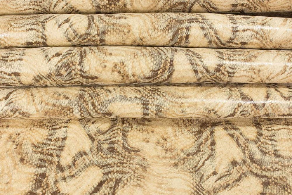 Beige Ocelot Folia ***NEW***