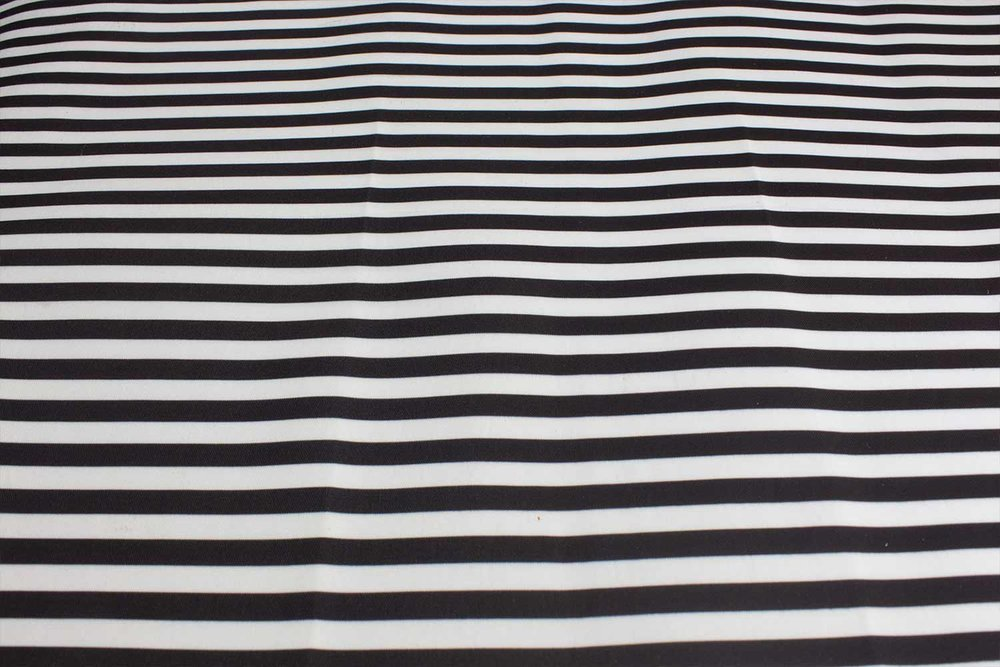 White And Black Stripes ***NEW***