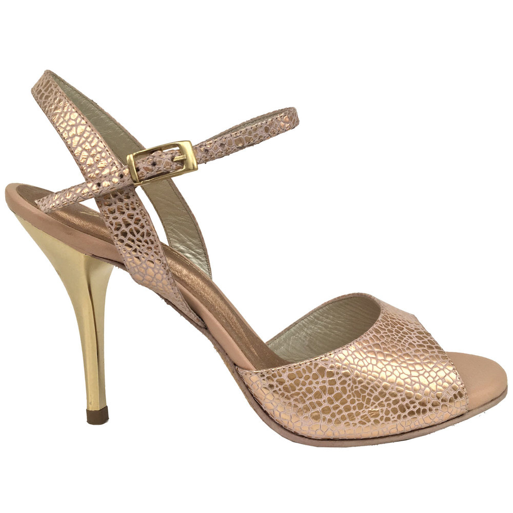 STILETTO - Heights available:- 2.2in or 5.5cm- 2.5in or 6.5cm- 3in or 7.7cm- 3.5in or 8.5cmStyles available:- Metallic silver or gold- Wrapped it in any material- Or paint it in any color