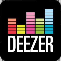 Suivez-nous ! Deezer