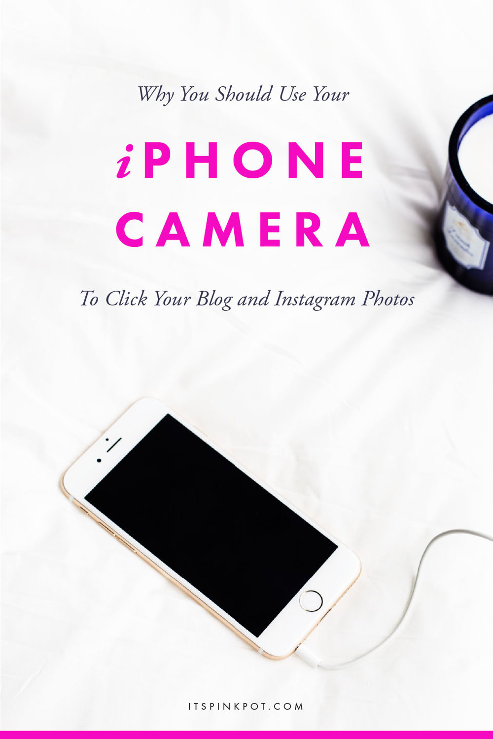 Did you know that the iPhone camera is the most popular camera in the world. Here are 8 reasons to start using your iPhone to capture high quality photos for your blog and business.