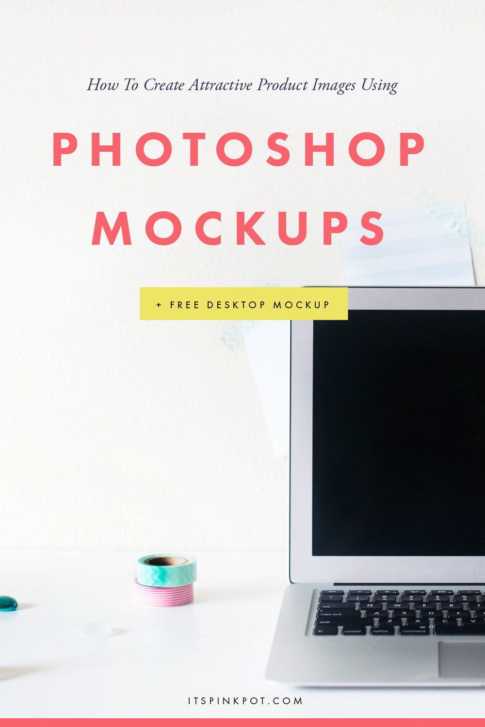Here's a detailed tutorial on How To Use Mockups to create attractive product images. Plus I have a free Styled Desktop mockup for you!! Woohoo. Click here to download! let's dive right into it.