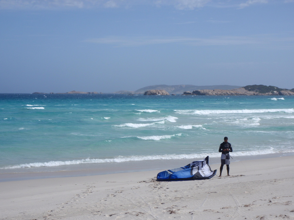 Kite Boarding Western Australia