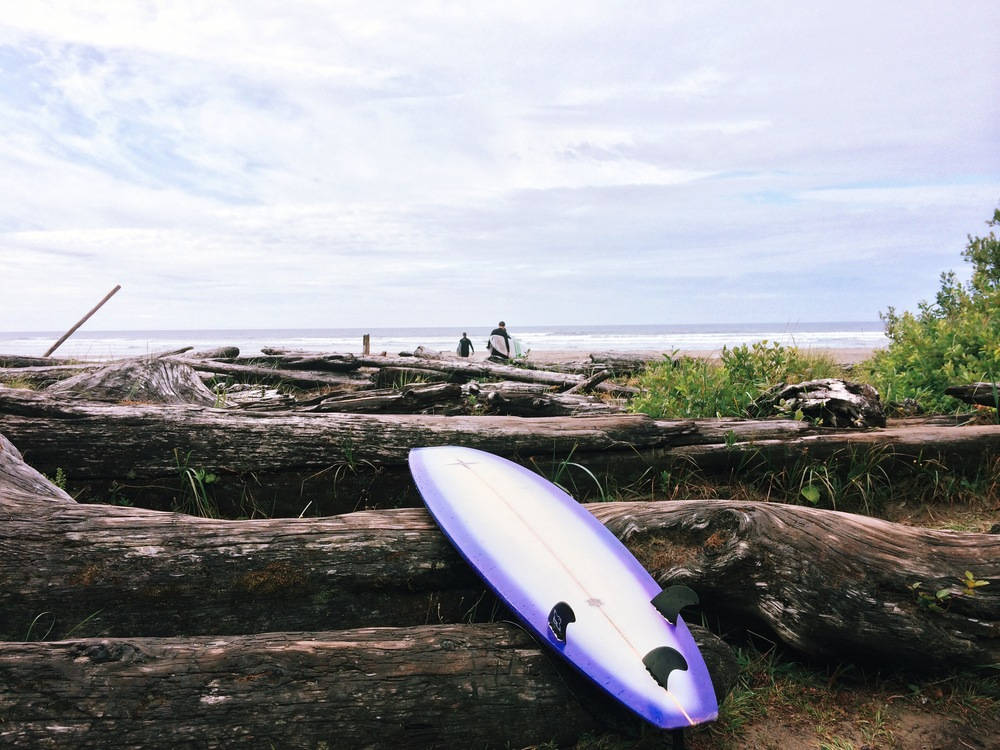 Long Beach, Tofino.