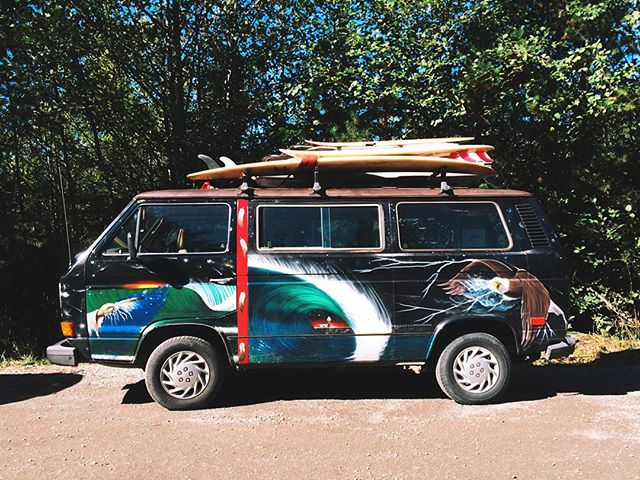 Tofino #adventuremobile. #vanlife