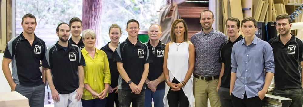 the timberart team