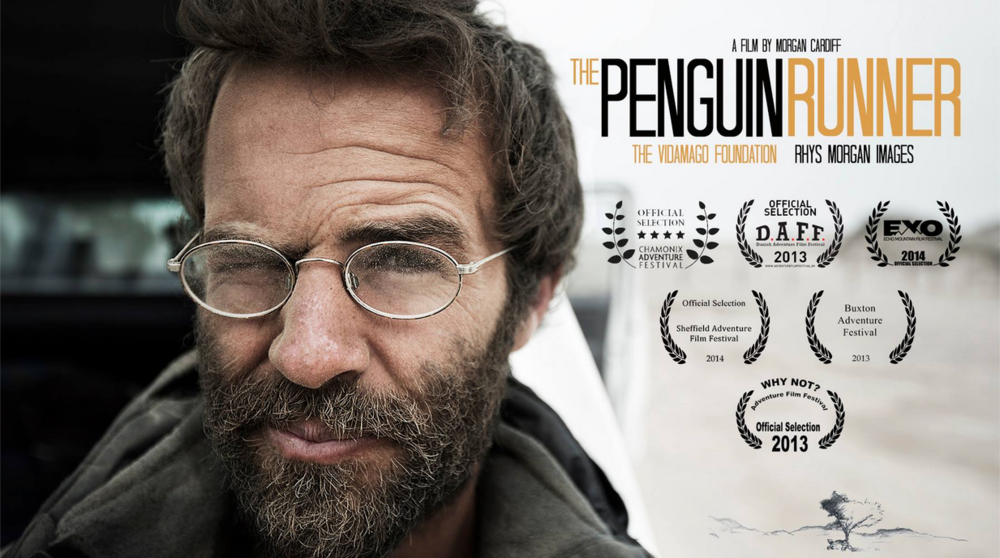 THE PENGUIN RUNNER - DOCUMENTARY