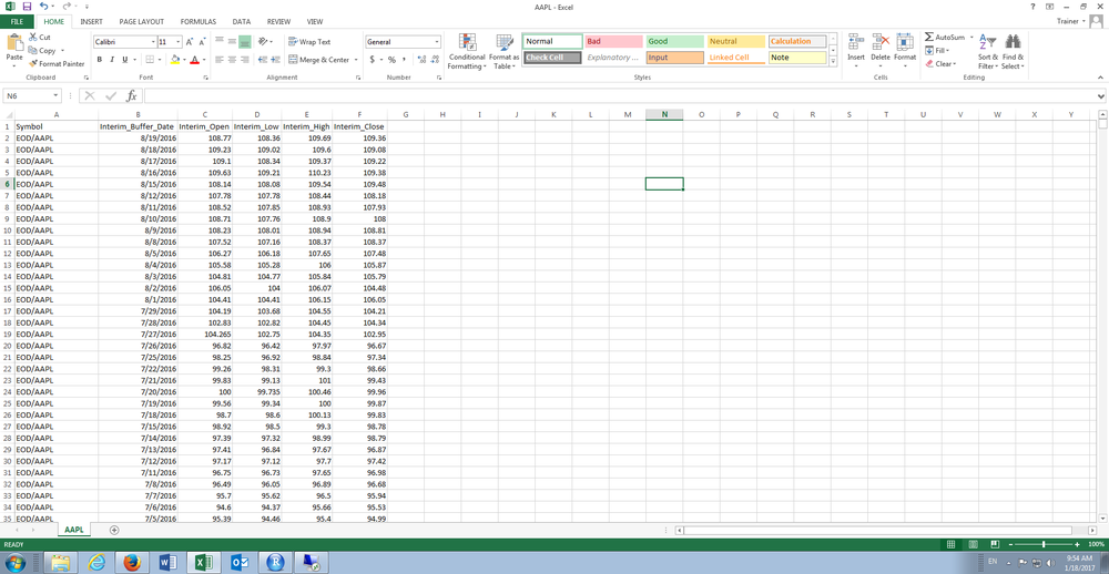 an-open-excel-spreadsheet-showing-stock-prices-to-be-loaded-to-r.png