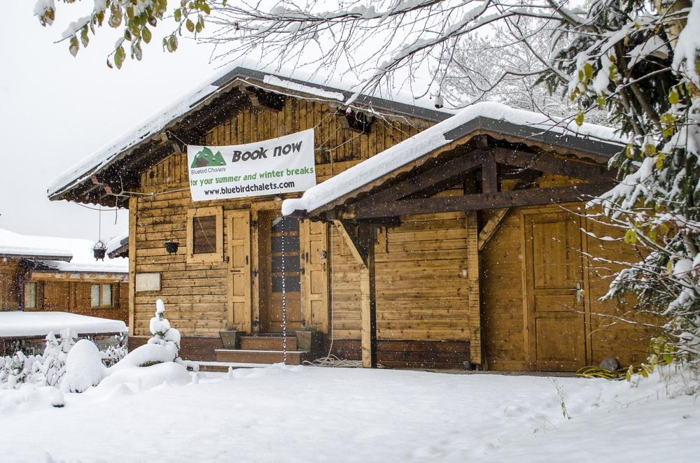 Ski Chalet Chamonix
