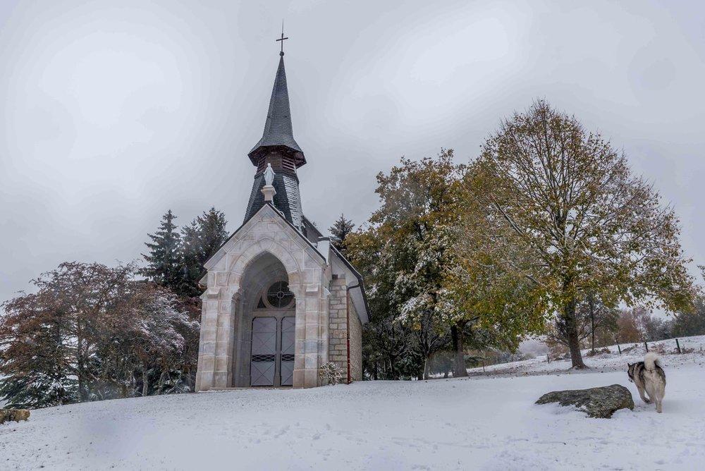 Chapel du Riamont Vesancy, Pays du Gex