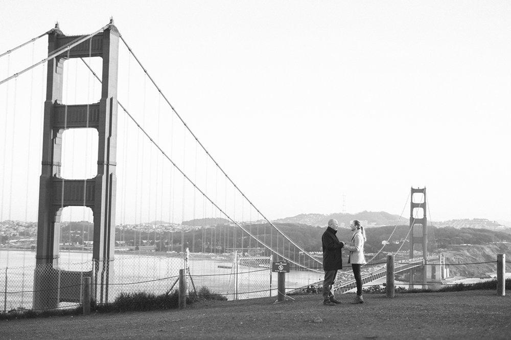 Battery Spencer. San Francisco, CA.