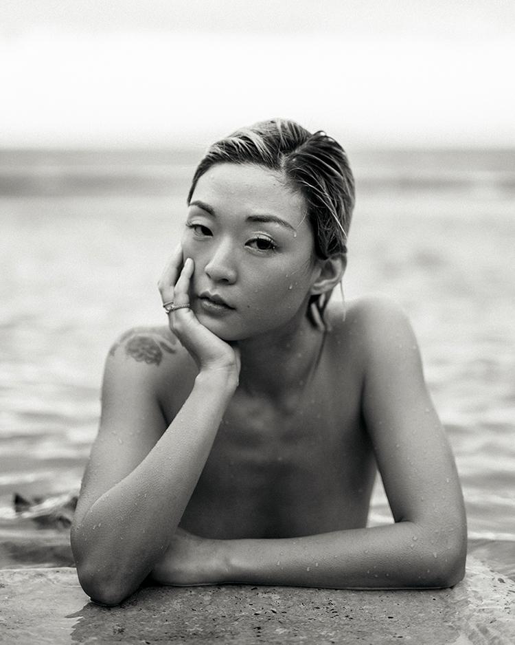 Eunji Kim. Oahu, Hawaii.