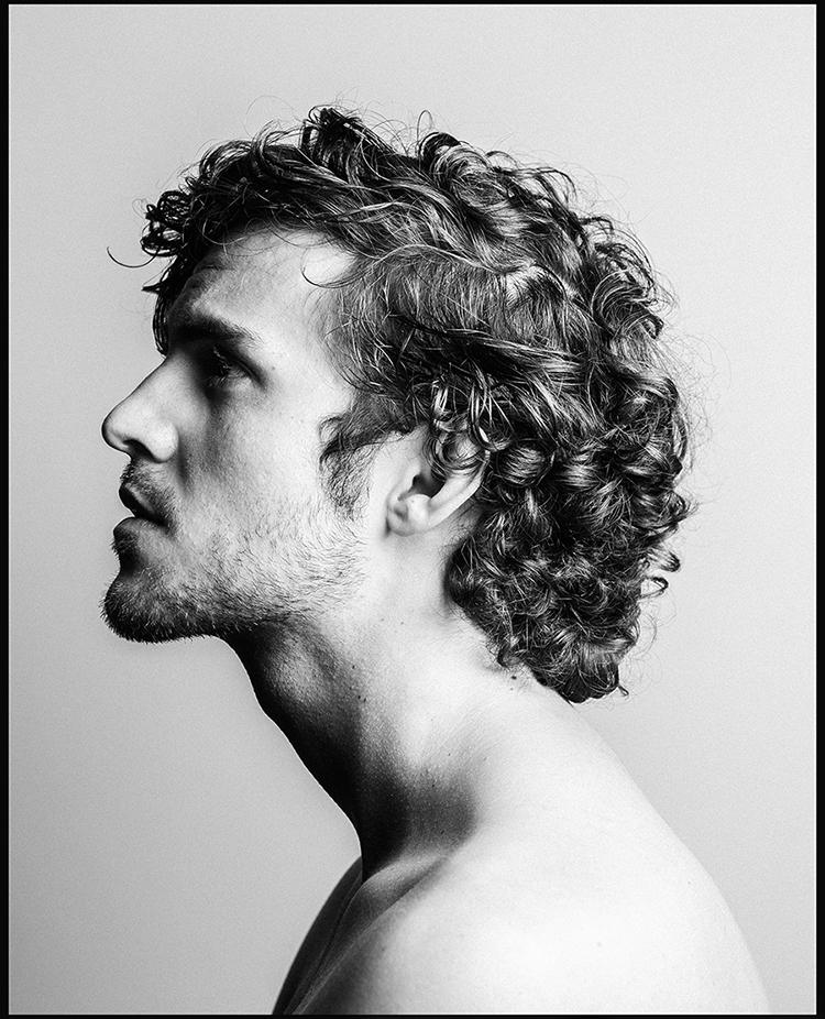 Navid Golemohammadi. Look Models. San Francisco. 2018.