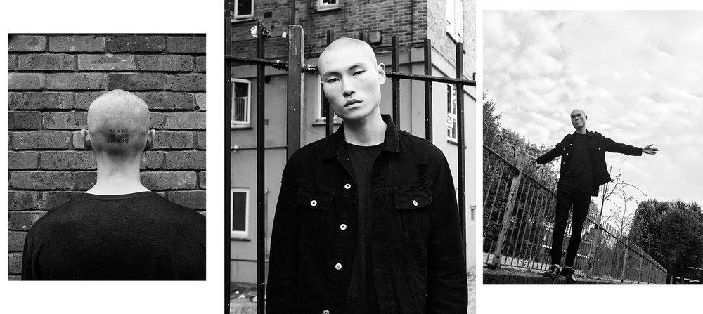 Jean Chang. London. 2018.