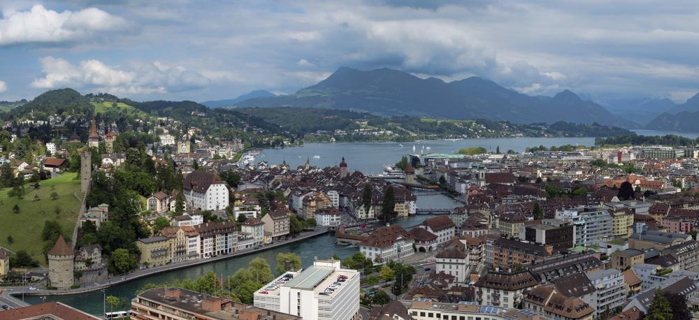 Lucerne:Loïc Swartzendruber's hometown