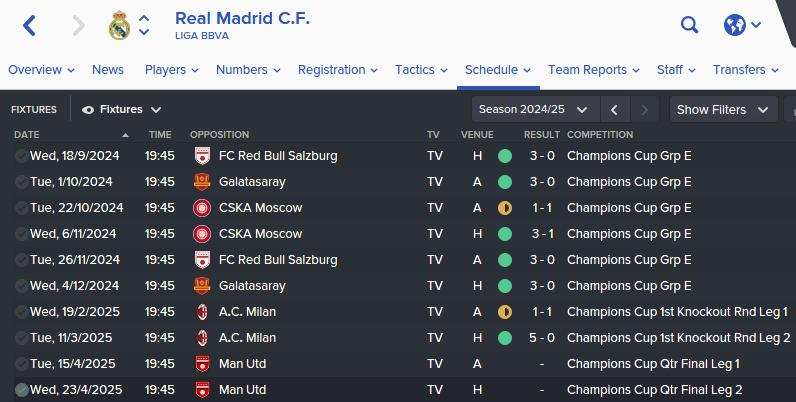 Can Marco be a CL winner in 2024/25?