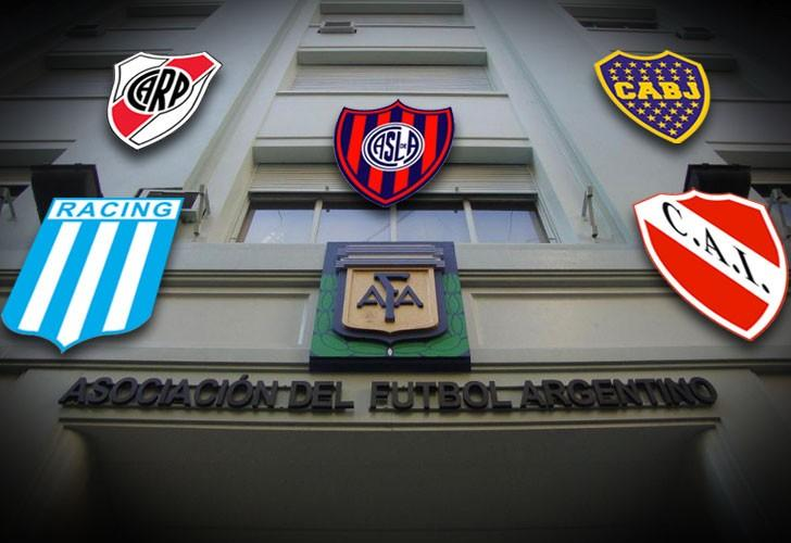 Argentina's Big 5