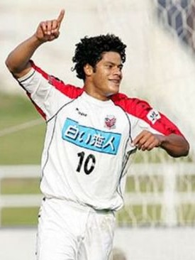 Only 8 of  Hulk's  74 goals in Japan were in J League 1...still enough to tempt Porto to sign him in 2008.