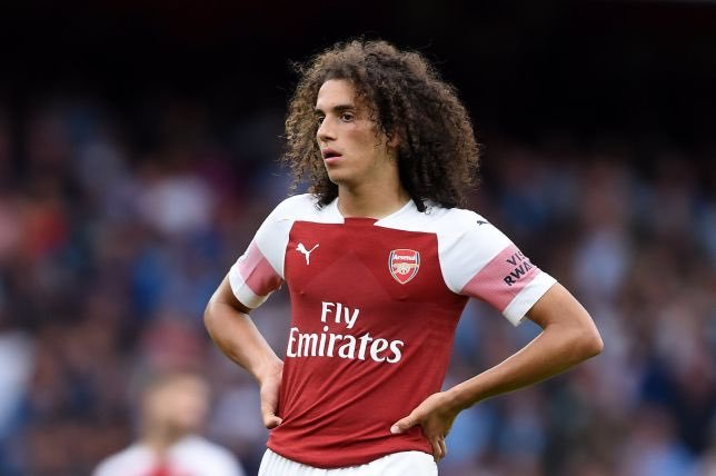 Mattéo Guendouzi, from Lorient to London.