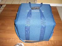 Padded Veterinary Ultrasound Portable Carrying Case