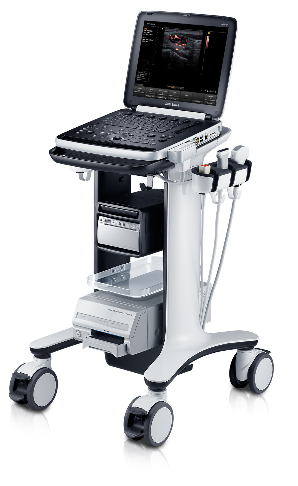 Samsung Portable Veterinary Ultrasound HM70