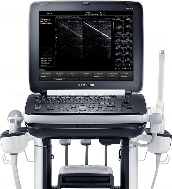 Samsung Portable Veterinary Ultrasound