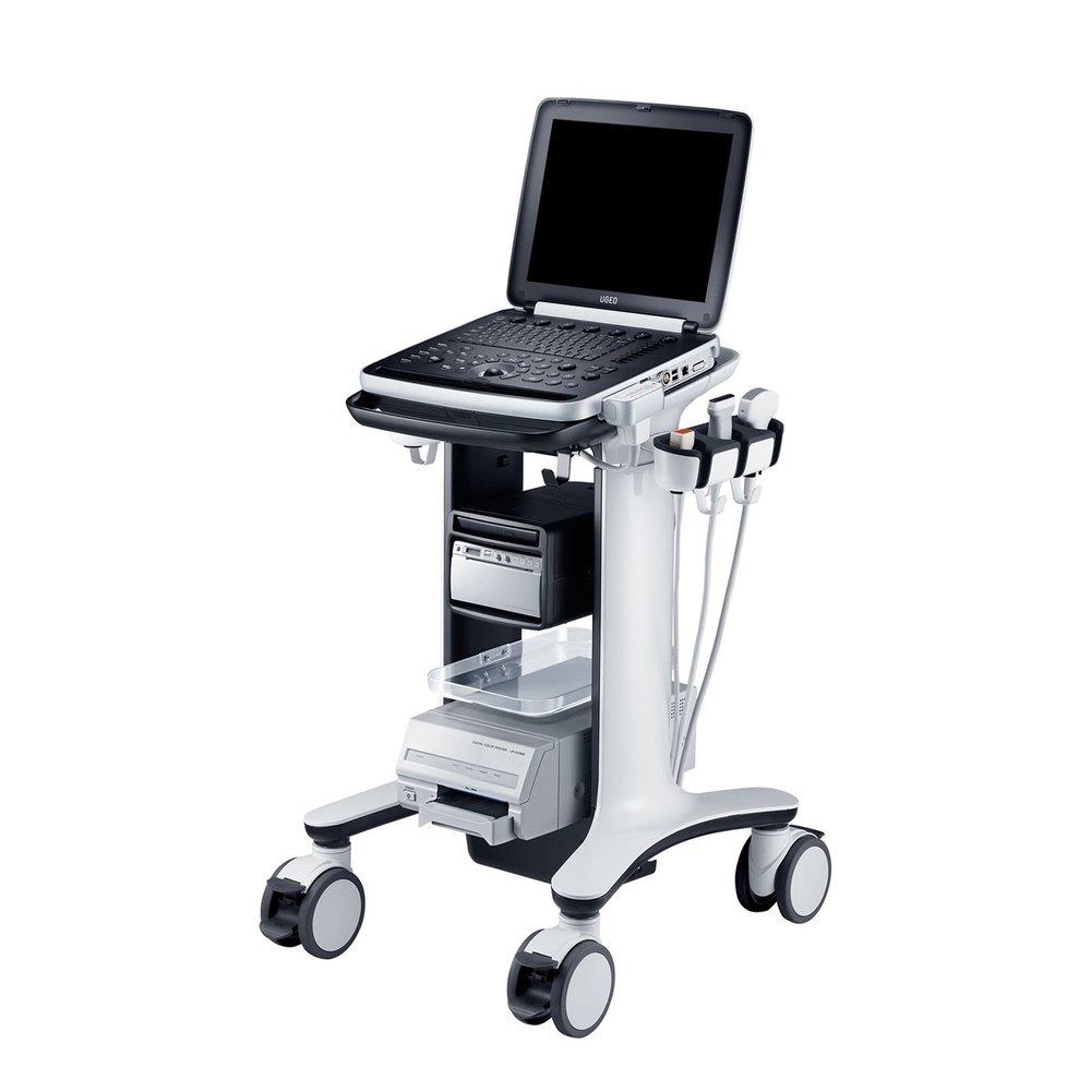 Samsung HM70 Portable Ultrasound Cart