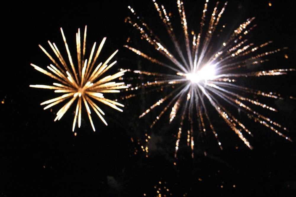 NOVEMBER: 'Light up Lancaster' Fireworks at the Castle