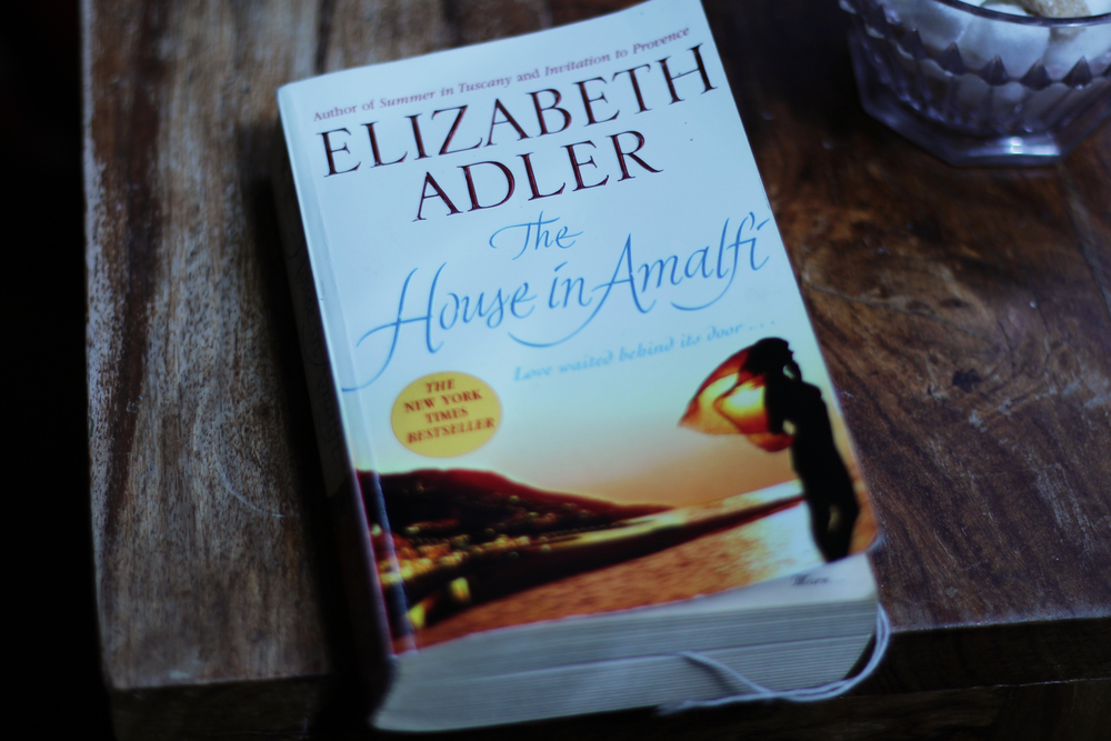 The House in Amalfi  by Elizabeth Adler