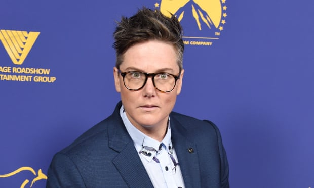 Hannah Gadsby: 'I'm still struggling with how Americans make tea' - The Guardian