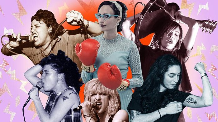 Revolution Girl Style: Then and Now. How riot grrrl continues to empower and inspire - Double J