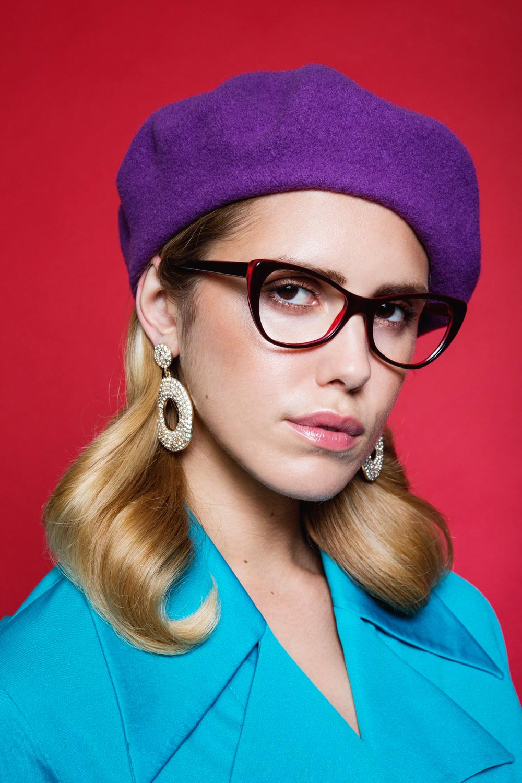 Andy Wolf Eyewear Campaign/Lookbook // FW2015