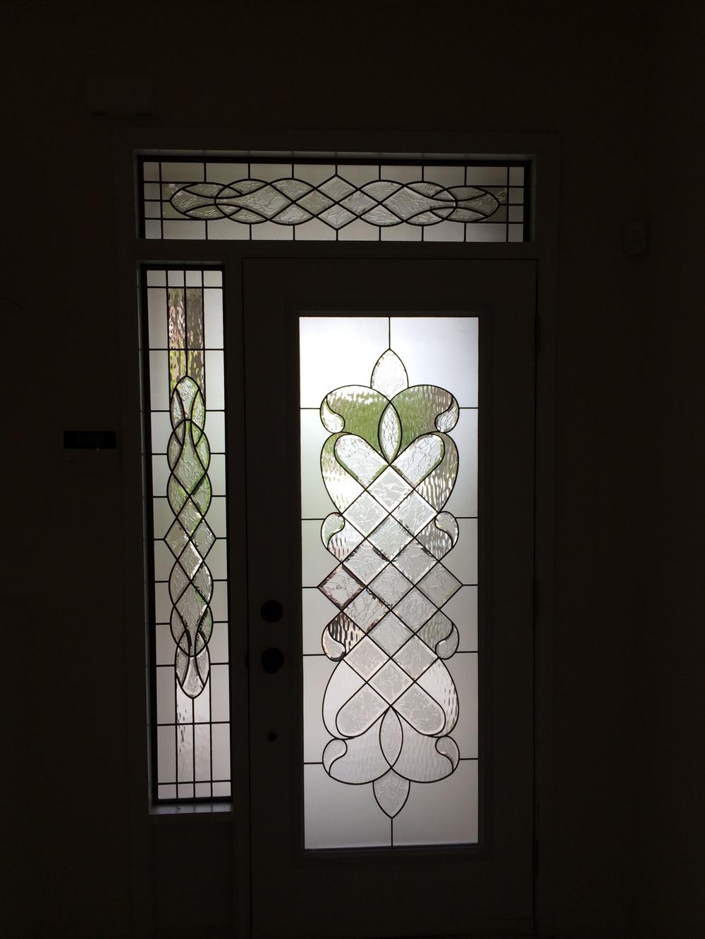 decorative glass inserts photo gallery distinctive glass inserts