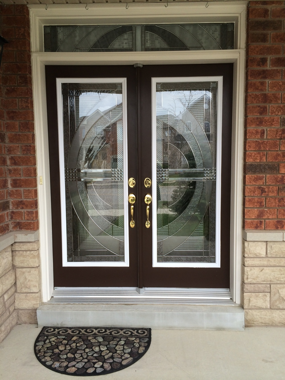 Decorative Glass Door Inserts : Decorative glass inserts photo gallery — distinctive