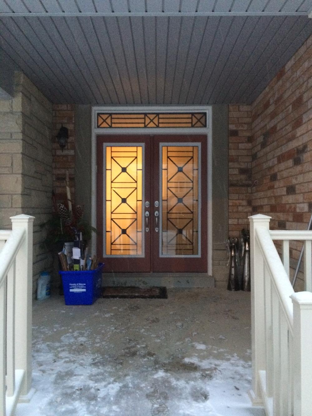 Century-Wrought-Iron-Glass-Door-Inserts-Richmond-Hill-Ontario