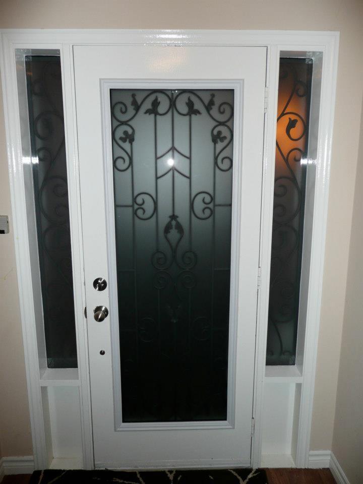 Liverpool-Wrought-Iron-Glass-Door-Inserts-Collingwood-Ontario