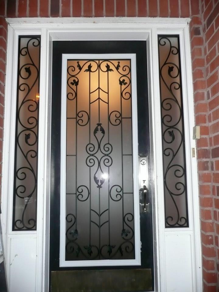 Liverpool-Wrought-Iron-Glass-Door-Inserts-Midland-Ontario