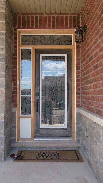 Liverpool-Wrought-Iron-Glass-Door-Inserts-Alliston-Ontario
