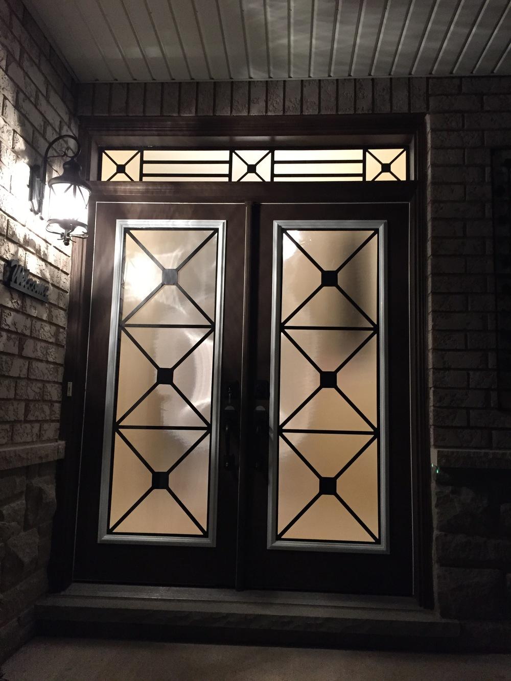 x-design-wrought-iron-glass-door-insert-installtion-bradford-on