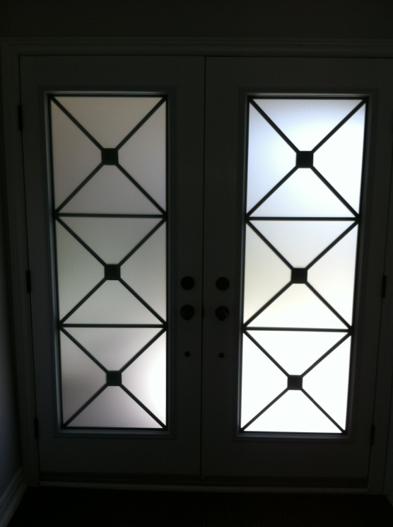 x-design-wrought-iron-glass-door-inserts-installtion-collingwood-on