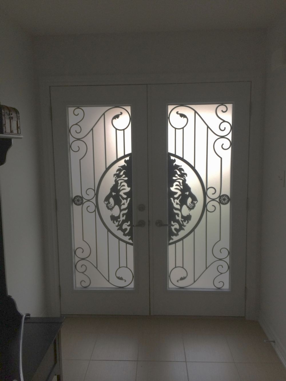 Thunderbay-wrought-iron-glass-door-inserts-Nobleton-ontario
