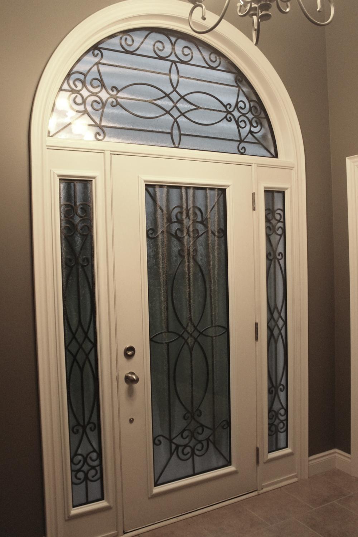 Blackburn-Wrought-Iron-Glass-Door-inserts-Bradford-Ontario