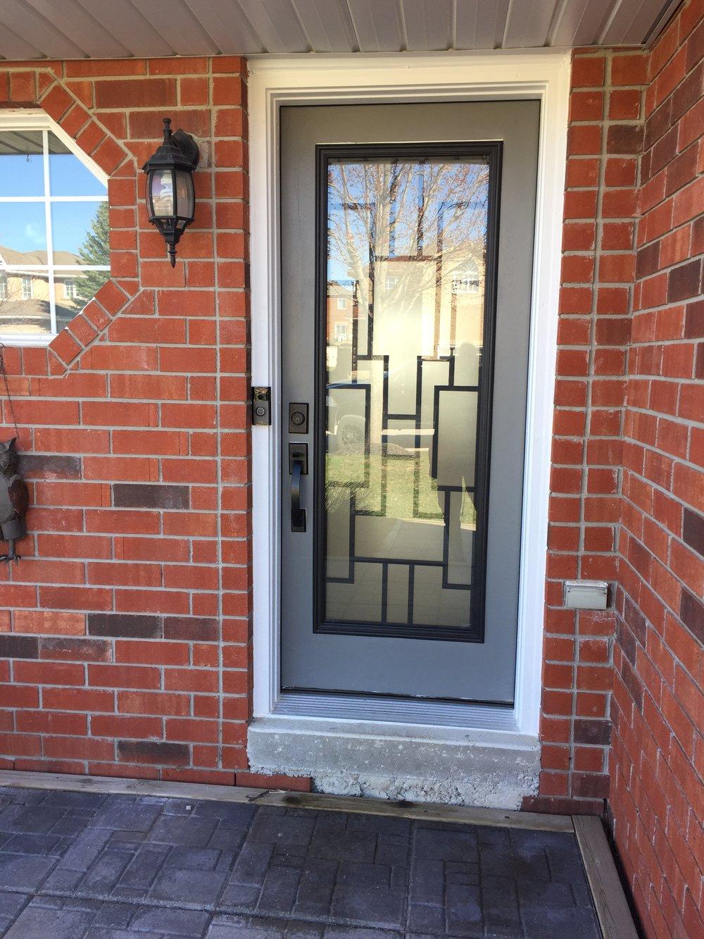 Malibu-Wrrought-Iron-Glass-Door-Inserts-Vaughan-Ontario