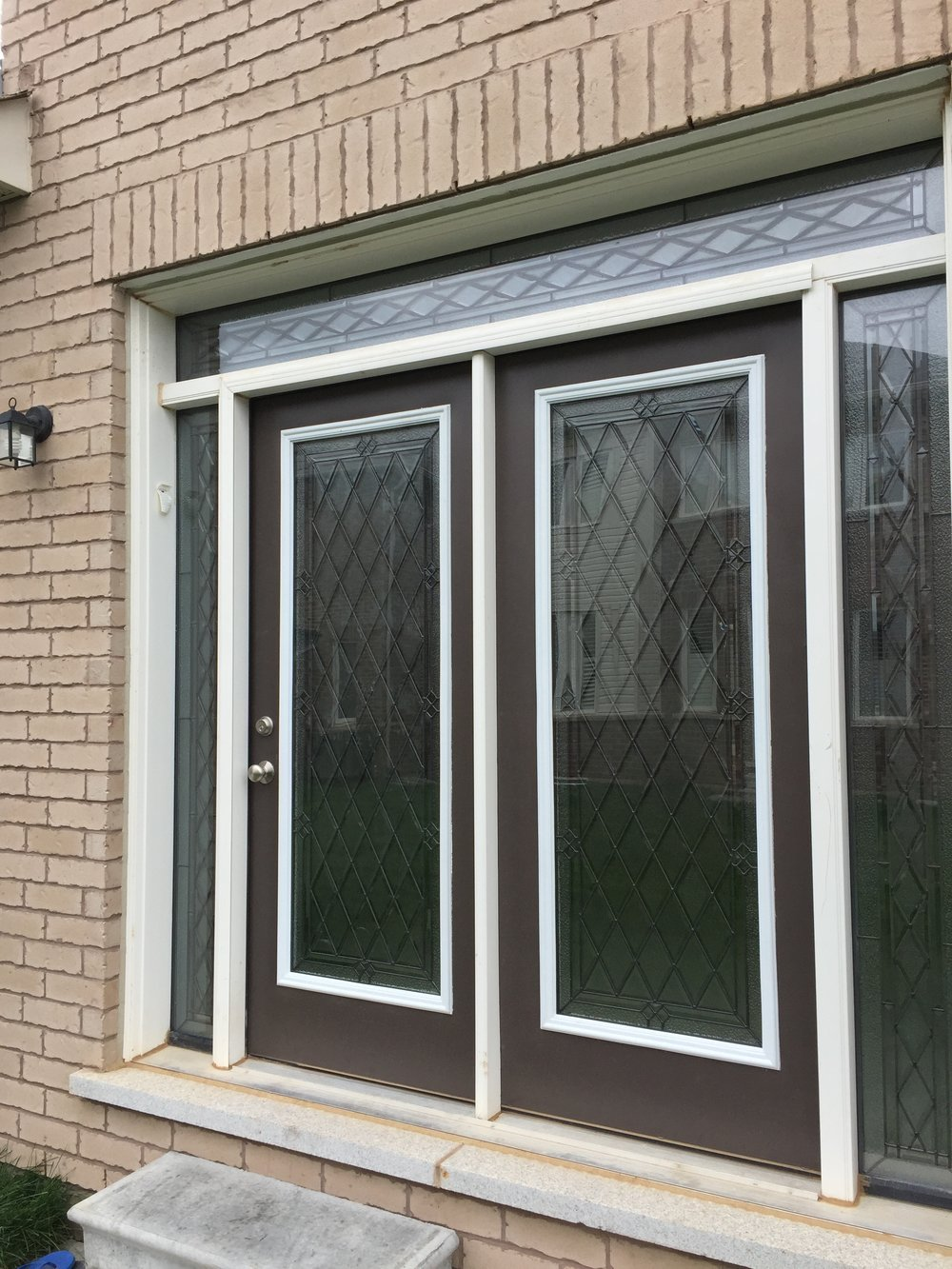Cookstown-decorative-glass-door-insert-East-Gwillimbury-on