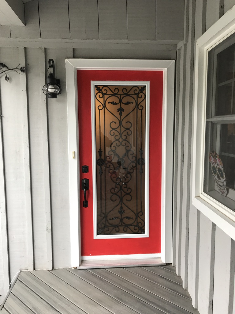 Port-Stnley-Wrought-iron-Glass-Door-Inserts-Bolton-Ontario