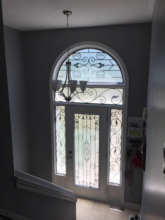 Liverpool-Wrought-Iron-Glass-Door-Inserts-Stoney-Creek