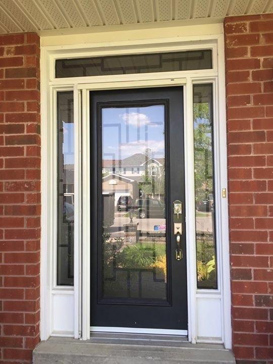 Malibu-Wrrought-Iron-Glass-Door-Inserts-Bowmanville